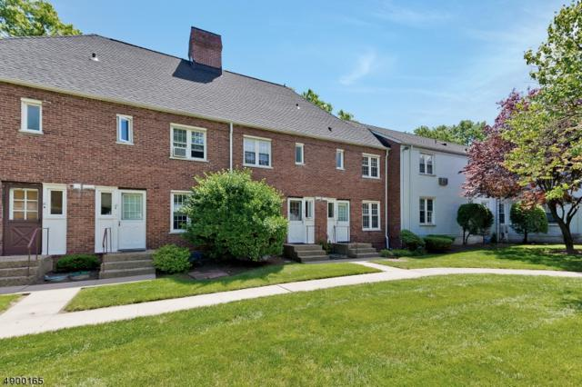 17 Parkway Vlg 17B, Cranford Twp., NJ 07016 (MLS #3559262) :: The Sue Adler Team