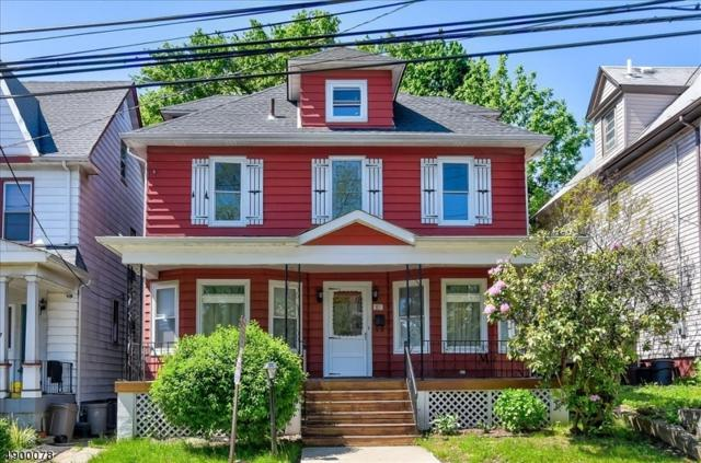 81 Van Houten Ave, Passaic City, NJ 07055 (#3559575) :: NJJoe Group at Keller Williams Park Views Realty
