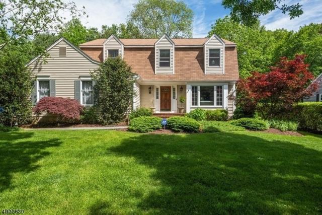 14 Applewood Ln, Morris Twp., NJ 07960 (MLS #3560012) :: Team Francesco/Christie's International Real Estate