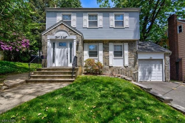 308 Chestnut St, Nutley Twp., NJ 07110 (MLS #3561831) :: SR Real Estate Group
