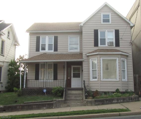109 Hudson St, Phillipsburg Town, NJ 08865 (MLS #3561966) :: Weichert Realtors