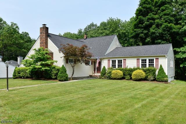 32 Normandy Dr, Parsippany-Troy Hills Twp., NJ 07054 (MLS #3562082) :: William Raveis Baer & McIntosh