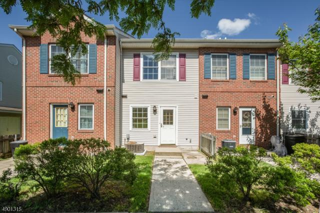 72 Boyd St 16B, Newark City, NJ 07103 (MLS #3562085) :: The Sikora Group