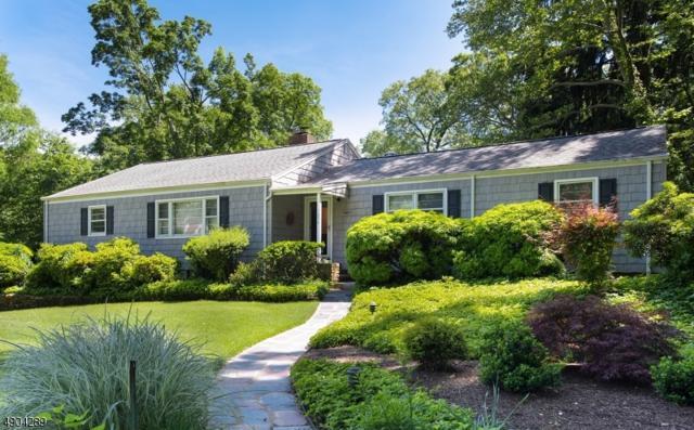 1455 Woodacres Dr, Mountainside Boro, NJ 07092 (MLS #3563057) :: The Dekanski Home Selling Team