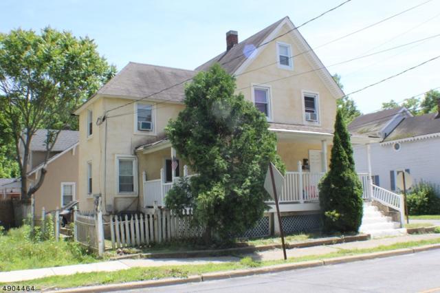 35 Madison St, Newton Town, NJ 07860 (MLS #3563257) :: William Raveis Baer & McIntosh