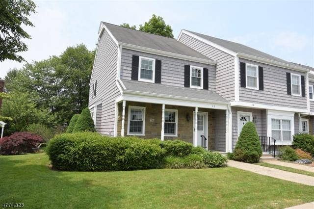 22 Hampshire Dr, Mendham Boro, NJ 07945 (MLS #3563507) :: Weichert Realtors