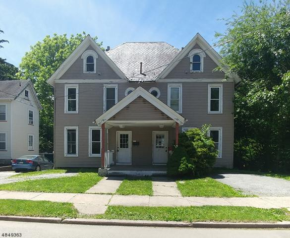 20 Clinton St, Newton Town, NJ 07860 (MLS #3563640) :: William Raveis Baer & McIntosh