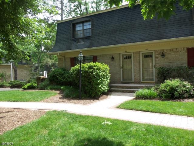 768 Springfield Ave A1 #1, Summit City, NJ 07901 (MLS #3563751) :: The Sue Adler Team