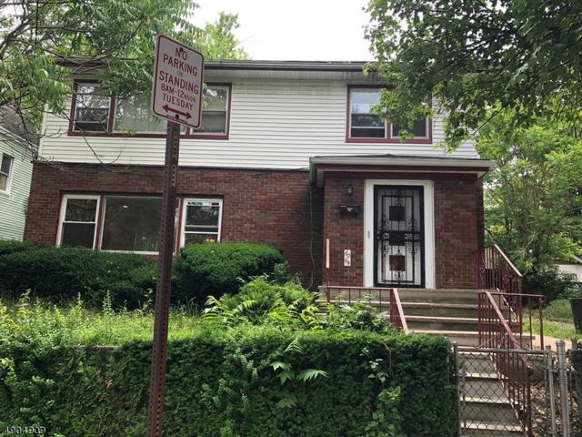 60 Hazelwood Ave, Newark City, NJ 07106 (MLS #3563775) :: William Raveis Baer & McIntosh