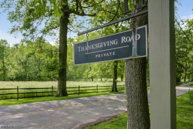 1 Thanksgiving Road, Harding Twp., NJ 07976 (MLS #3563954) :: REMAX Platinum