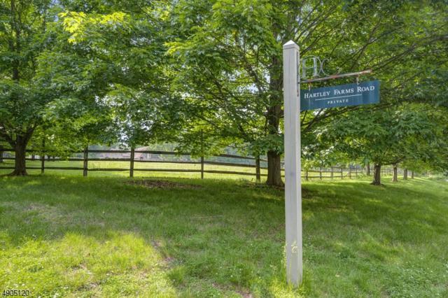 1 Hartley Farms Rd, Harding Twp., NJ 07960 (MLS #3563958) :: The Debbie Woerner Team