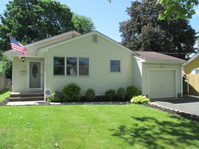 90 Rudolph Ave, Rahway City, NJ 07065 (MLS #3564007) :: The Dekanski Home Selling Team