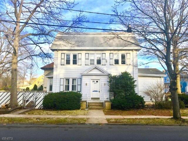 655 Park Ave, Elizabeth City, NJ 07208 (MLS #3564127) :: The Dekanski Home Selling Team