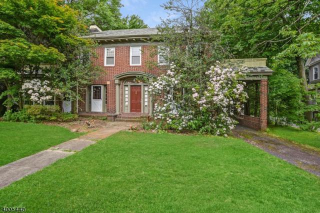 50 Kingman Rd, South Orange Village Twp., NJ 07079 (MLS #3564192) :: The Sue Adler Team