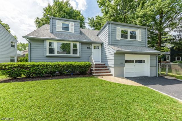 320 Berthold Ave, Rahway City, NJ 07065 (MLS #3564477) :: The Dekanski Home Selling Team