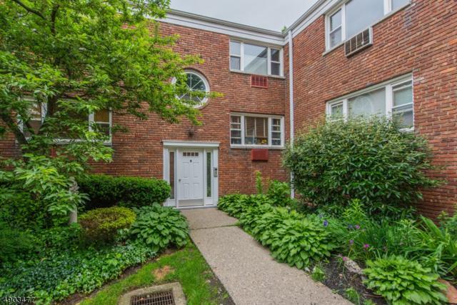300 Claremont Ave B-7 #7, Verona Twp., NJ 07044 (MLS #3564491) :: REMAX Platinum