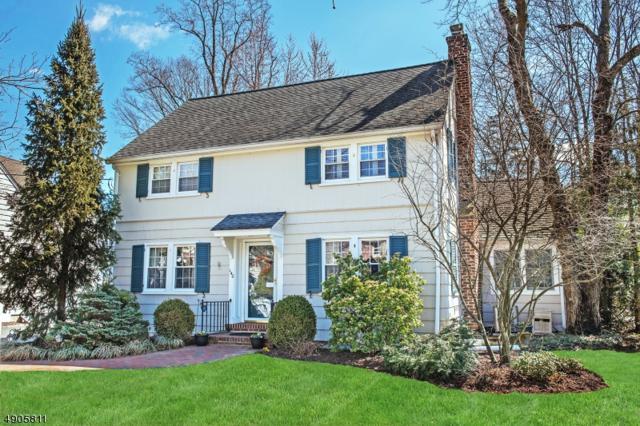 140 Ashland Rd, Summit City, NJ 07901 (MLS #3564569) :: The Dekanski Home Selling Team