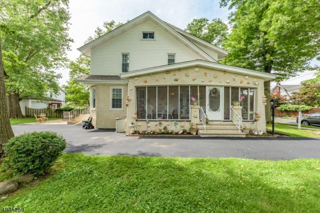 410 Sycamore St, Rahway City, NJ 07065 (MLS #3564602) :: The Dekanski Home Selling Team