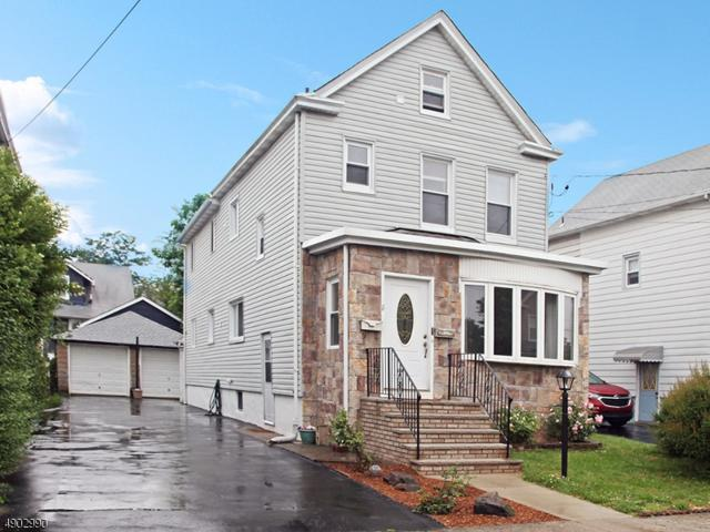 11 George St, Clifton City, NJ 07011 (MLS #3564605) :: Pina Nazario