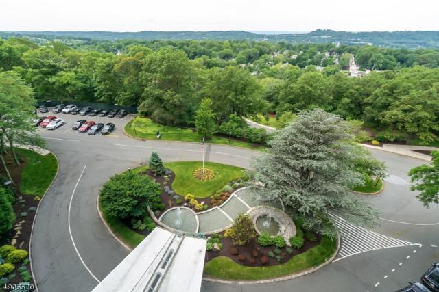 1 Claridge Dr 602, Verona Twp., NJ 07044 (MLS #3564657) :: Zebaida Group at Keller Williams Realty