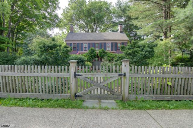 33 E Main St, Mendham Boro, NJ 07945 (MLS #3564904) :: SR Real Estate Group