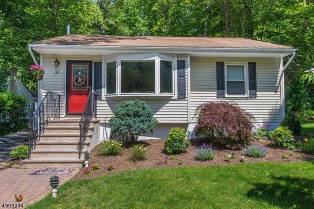 91 Erie Ave, Rockaway Twp., NJ 07866 (MLS #3565089) :: William Raveis Baer & McIntosh