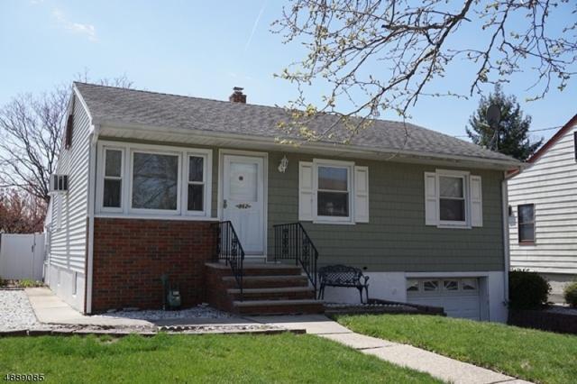862 Ross St, Rahway City, NJ 07065 (MLS #3565123) :: The Dekanski Home Selling Team
