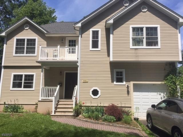 504 Riverside Dr, Cranford Twp., NJ 07016 (MLS #3565621) :: The Dekanski Home Selling Team