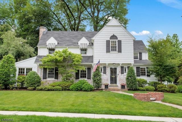 9 Plymouth Rd, Summit City, NJ 07901 (MLS #3565638) :: The Dekanski Home Selling Team