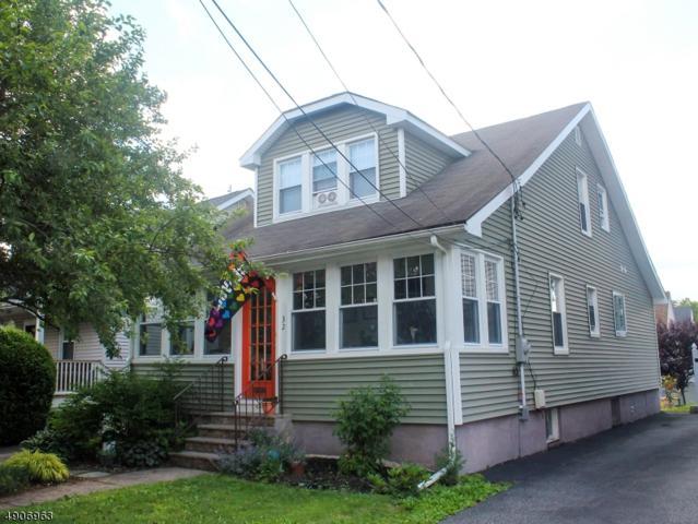 32 Dodd St, Nutley Twp., NJ 07110 (MLS #3565656) :: Pina Nazario