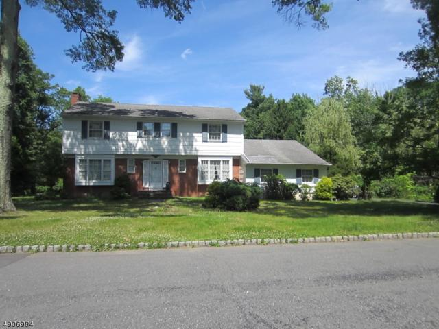 1 Westview Rd, Millburn Twp., NJ 07078 (MLS #3565670) :: Zebaida Group at Keller Williams Realty