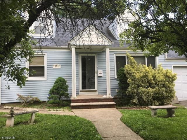 152 Bell St, Belleville Twp., NJ 07109 (MLS #3565691) :: William Raveis Baer & McIntosh
