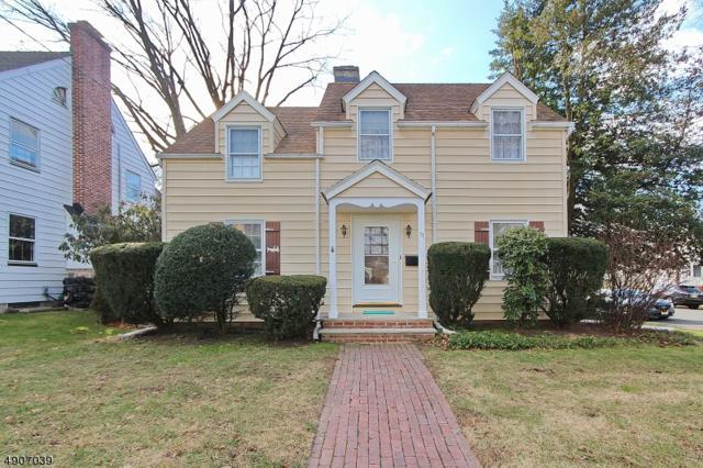 11 Craig Pl, Cranford Twp., NJ 07016 (MLS #3565717) :: The Dekanski Home Selling Team