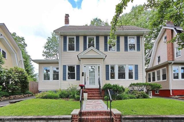 121 Reynolds Pl, South Orange Village Twp., NJ 07079 (MLS #3565766) :: Zebaida Group at Keller Williams Realty