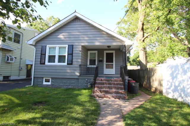 261 Wilson Ave, Rahway City, NJ 07065 (MLS #3565811) :: The Dekanski Home Selling Team