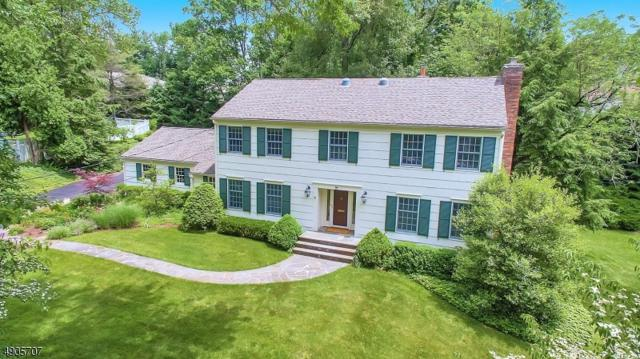 96 Old Hollow Rd, Millburn Twp., NJ 07078 (MLS #3565861) :: Zebaida Group at Keller Williams Realty