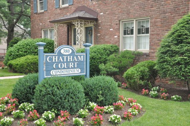 380 Main St Unit 22 #22, Chatham Boro, NJ 07928 (MLS #3565913) :: Weichert Realtors