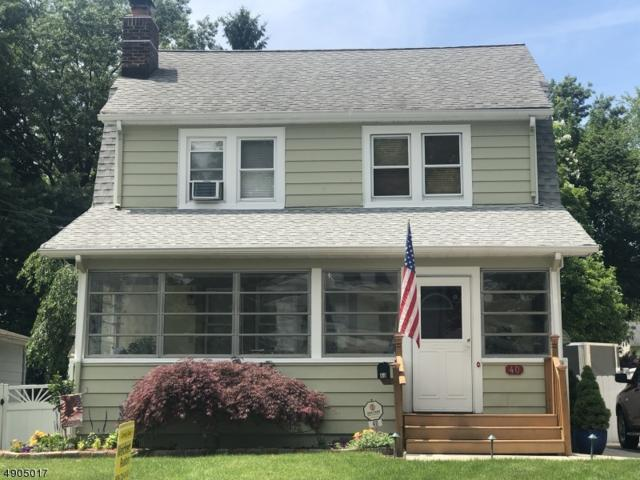 40 S Maple Ave, Springfield Twp., NJ 07081 (MLS #3565961) :: Zebaida Group at Keller Williams Realty