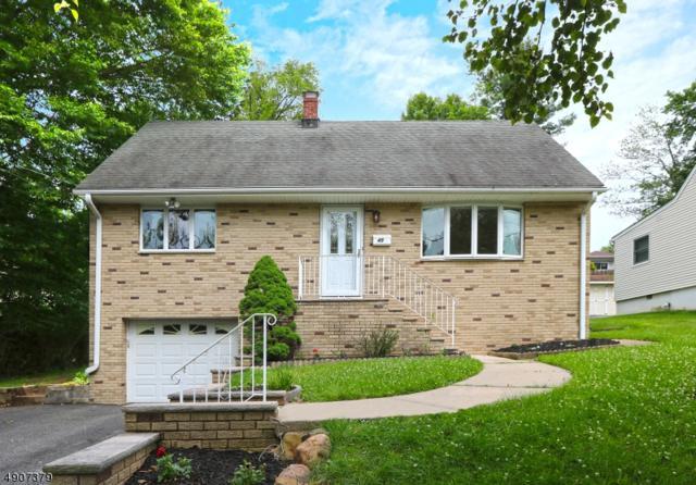 45 Oak Ln, Verona Twp., NJ 07044 (MLS #3566048) :: Zebaida Group at Keller Williams Realty