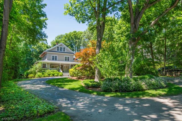 33 Oak Ln, Mountain Lakes Boro, NJ 07046 (MLS #3566078) :: SR Real Estate Group