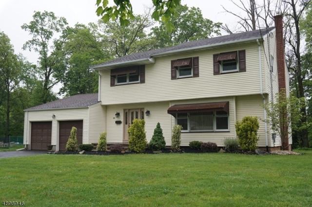 10 Deerwood Dr, Clark Twp., NJ 07066 (MLS #3566127) :: The Dekanski Home Selling Team