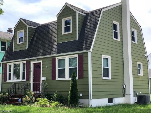 817 Walnut St, Linden City, NJ 07036 (MLS #3566141) :: The Dekanski Home Selling Team