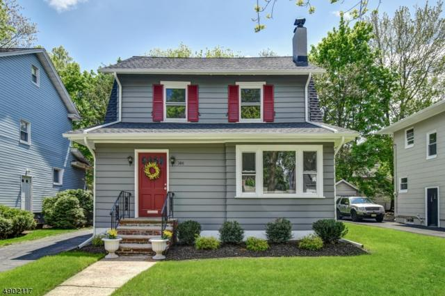144 Seton Pl, South Orange Village Twp., NJ 07079 (MLS #3566151) :: Zebaida Group at Keller Williams Realty