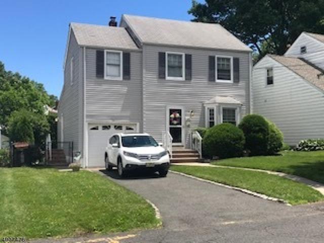 483 Brookdale Rd, Union Twp., NJ 07083 (MLS #3566191) :: The Debbie Woerner Team