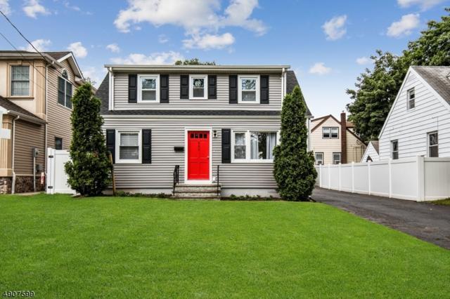 605 Washington Ave, Kenilworth Boro, NJ 07033 (MLS #3566224) :: The Dekanski Home Selling Team