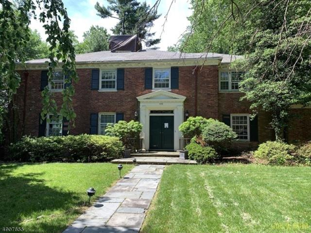 420 Overhill Rd, South Orange Village Twp., NJ 07079 (MLS #3566261) :: Coldwell Banker Residential Brokerage