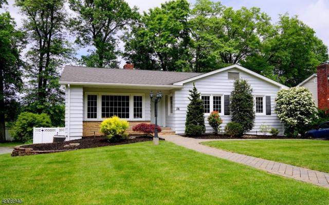 34 Baker Rd, Livingston Twp., NJ 07039 (MLS #3566302) :: Zebaida Group at Keller Williams Realty