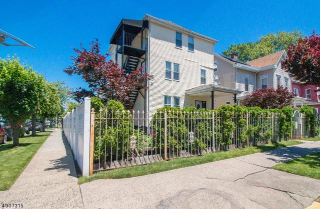 466 William St #2, East Orange City, NJ 07017 (MLS #3566330) :: William Raveis Baer & McIntosh