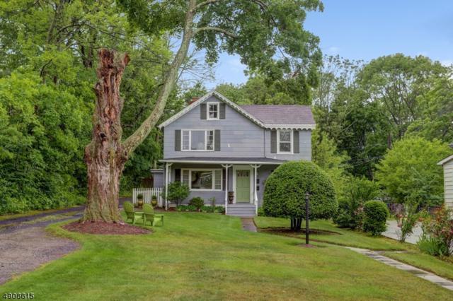 204 Irvington Ave, South Orange Village Twp., NJ 07079 (MLS #3566539) :: Coldwell Banker Residential Brokerage