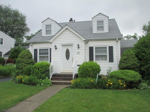 410 Spring St, Union Twp., NJ 07083 (MLS #3566585) :: The Dekanski Home Selling Team